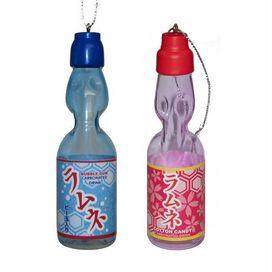 Ramune Bottle Ornament (2 pack)