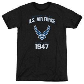 Air Force Property Of Adult Heather Ringer