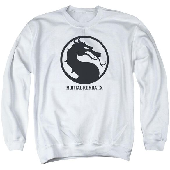 Mortal Kombat Seal Adult Crewneck Sweatshirt