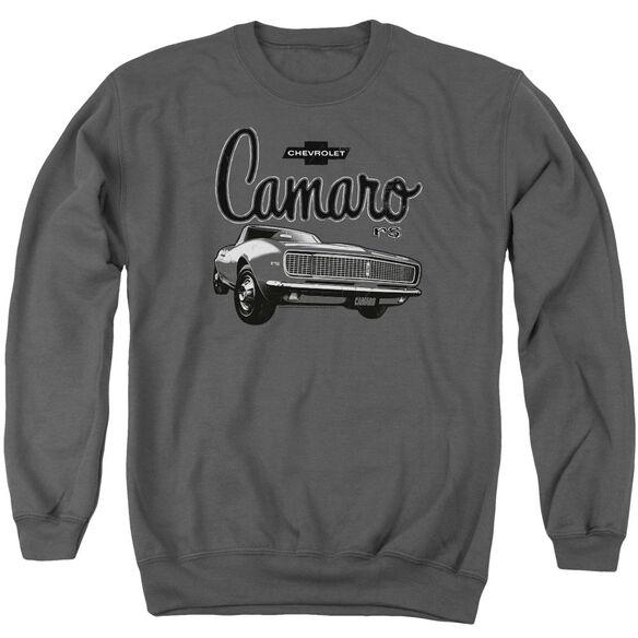 Chevrolet Script Car Adult Crewneck Sweatshirt