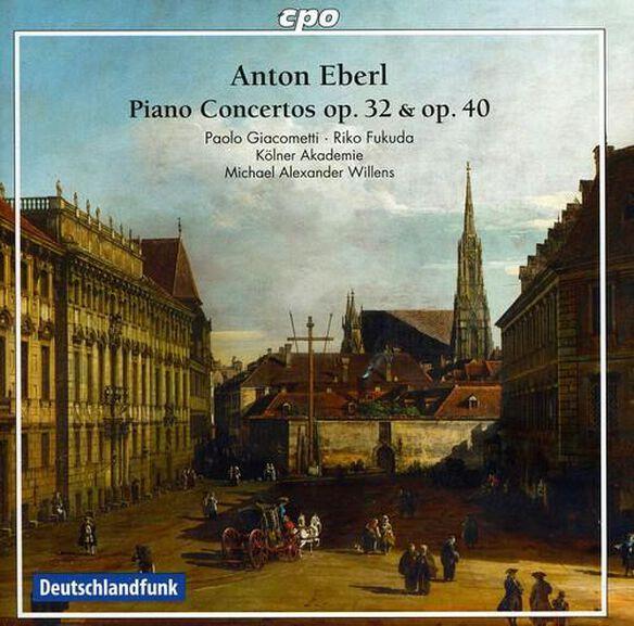 Piano Concertos Op. 32 & Op. 40