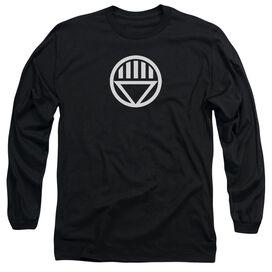 Green Lantern Lantern Logo Long Sleeve Adult T-Shirt
