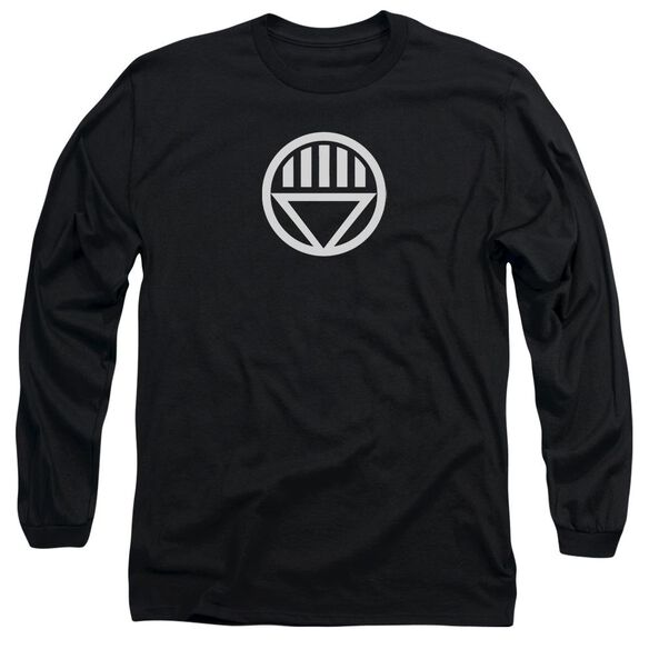 Green Lantern Lantern Logo Long Sleeve Adult T-Shirt