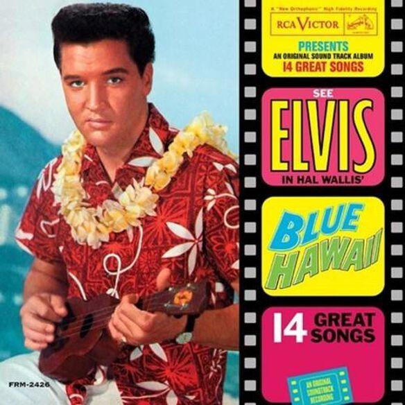 Blue Hawaii / O.S.T. (Bonus Tracks)