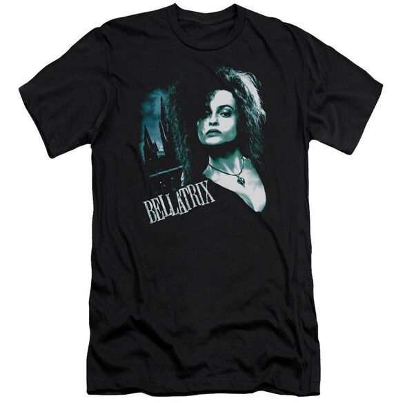 Harry Potter Bellatrix Closeup Short Sleeve Adult T-Shirt