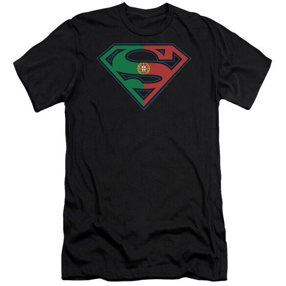 Superman Portugal Shield Premuim Canvas Adult Slim Fit