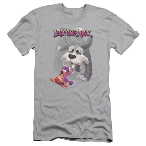 Fraggle Rock In Pursuit Short Sleeve Adult T-Shirt