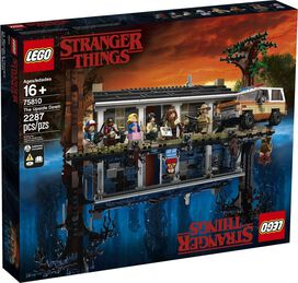 LEGO: Stranger Things - The Upside Down #75810