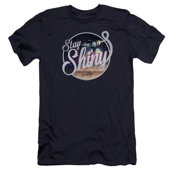 Firefly Stay Shiny Premuim Canvas Adult Slim Fit