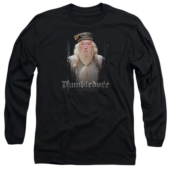 Harry Potter Dumble Doors Long Sleeve Adult T-Shirt