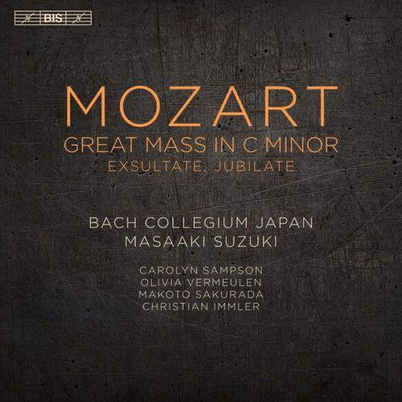 Mozart: Great Mass In C Minor (Hybr)