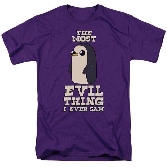 Adventure Time Evil Thing Short Sleeve Adult T-Shirt