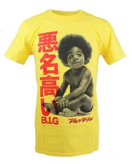 Baby Biggie Kanji T-Shirt