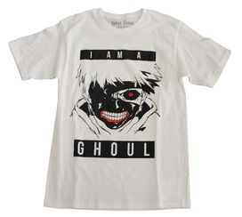 Tokyo Ghoul I Am A Ghoul T-Shirt