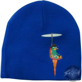 Phineas and Ferb Wheres Perry Youth Beanie Combo