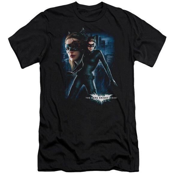 Dark Knight Rises Catwoman Short Sleeve Adult T-Shirt