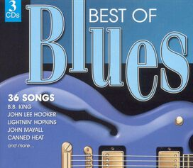 Various Artists - Best of Blues [Madacy Box Set]
