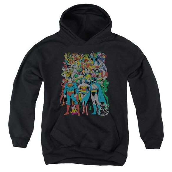 Dc Original Universe Youth Pull Over Hoodie