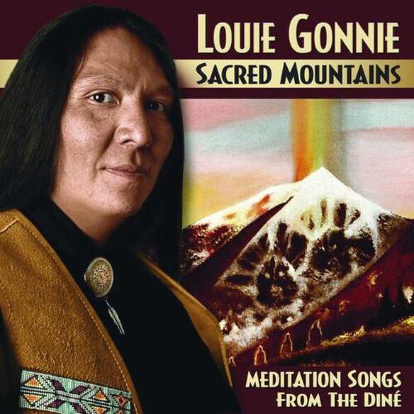 Louie Gonnie - Sacred Mountains