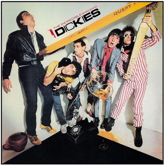 The Dickies - Incredible Shrinking Dickies