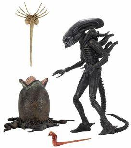 NECA Big Chap Alien Xenomorph Action Figure [Ultimate 40th Anniversary]