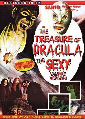 Santo en El Tesoro de Dracula
