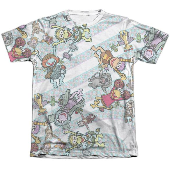 Fraggle Rock Cyclone Adult Poly Cotton Short Sleeve Tee T-Shirt