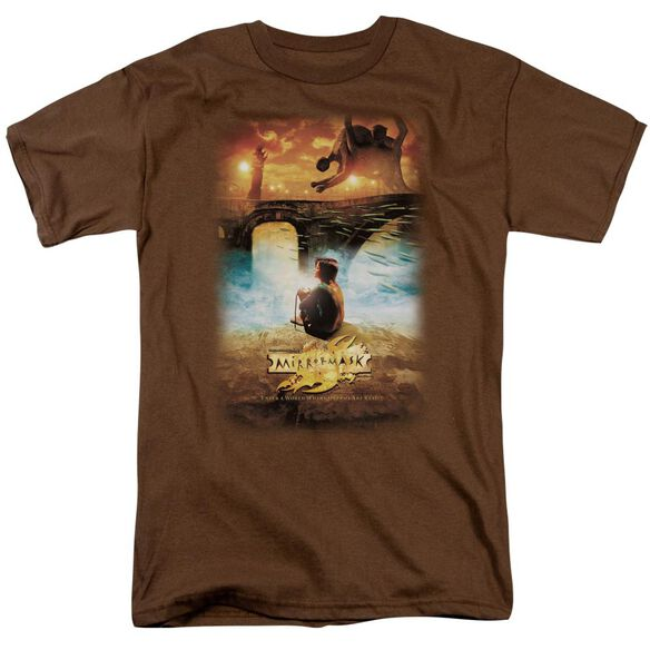 Mirrormask Movie Poster Short Sleeve Adult T-Shirt