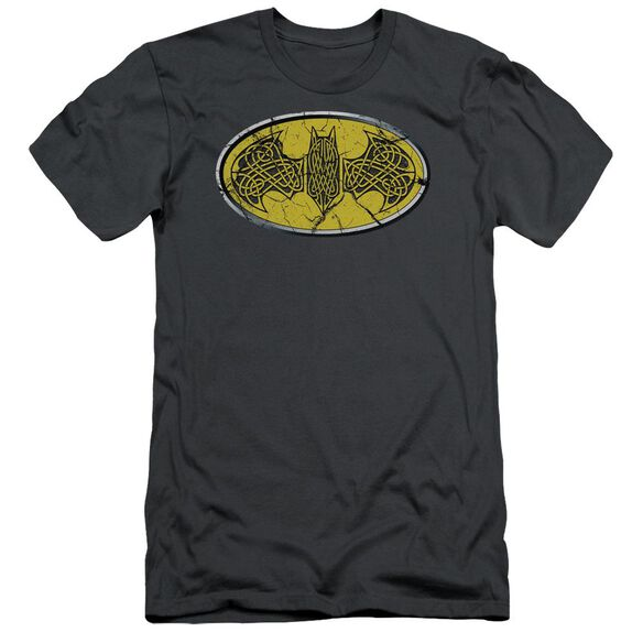 Batman Celtic Shield Short Sleeve Adult T-Shirt