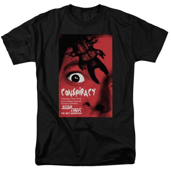 Star Trek Tng Season 1 Episode 25 Short Sleeve Adult T-Shirt