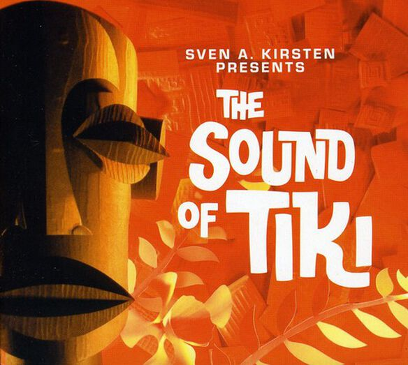Various Artists - The Sound of Tiki