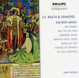 J.S. Bach - Bach & Handel: Sacred Arias