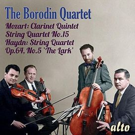 Haydn/ Mozart/ Mozgovenko/ Borodin Quartet - Borodin Quartet Play Haydn & Mozart Favorites