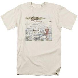 Genesis Foxtrot Short Sleeve Adult Cream T-Shirt