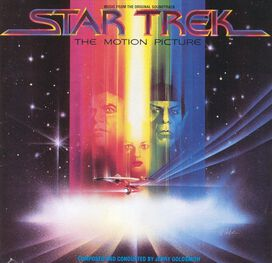 Jerry Goldsmith - Star Trek: The Motion Picture [Music from the Original Soundtrack]