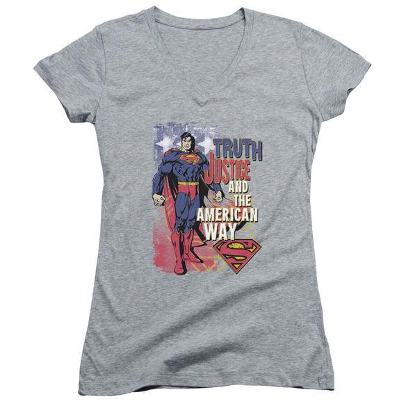 Superman Truth Justice-junior