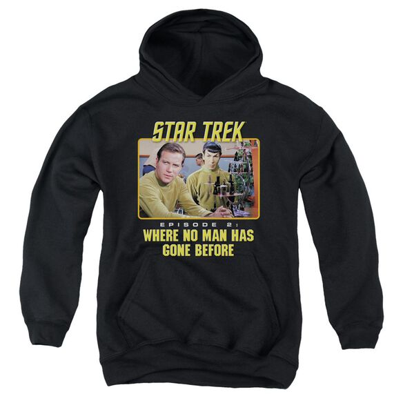 Star Trek Episode 2 Youth Pull Over Hoodie