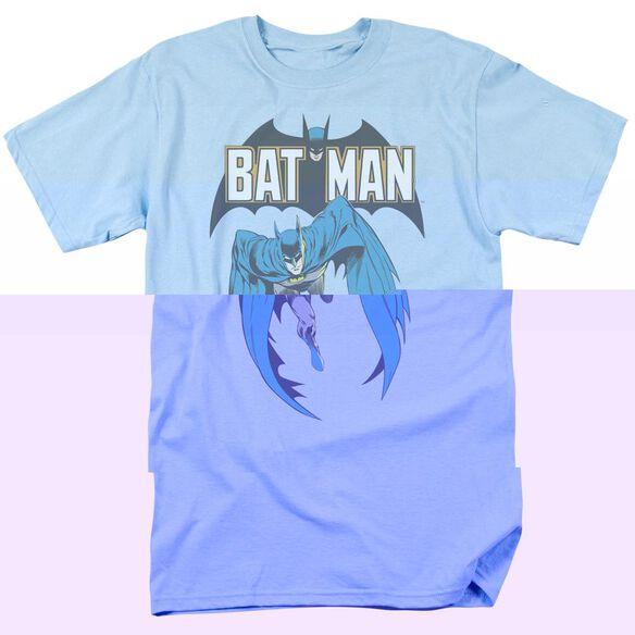 BATMAN BATMAN #241 COVER - S/S ADULT 18/1 - LIGHT BLUE T-Shirt