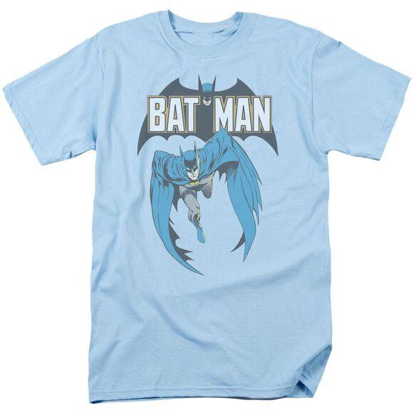 Batman Batman #241 Cover Short Sleeve Adult Light Blue T-Shirt
