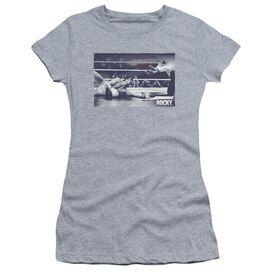 Rocky American Will Short Sleeve Junior Sheer Athletic T-Shirt