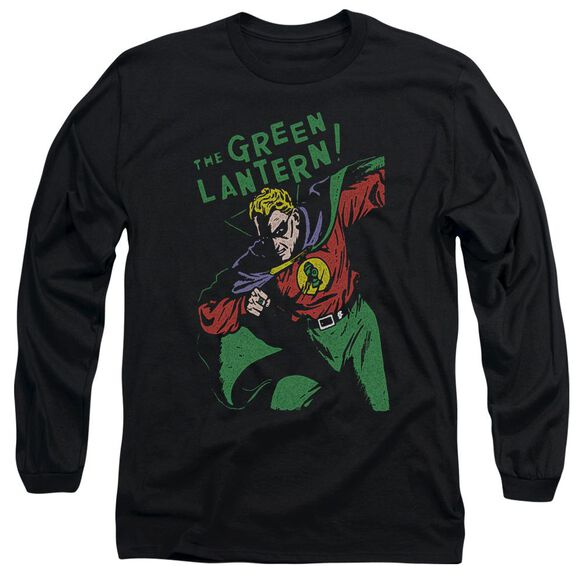 Dc First Long Sleeve Adult T-Shirt