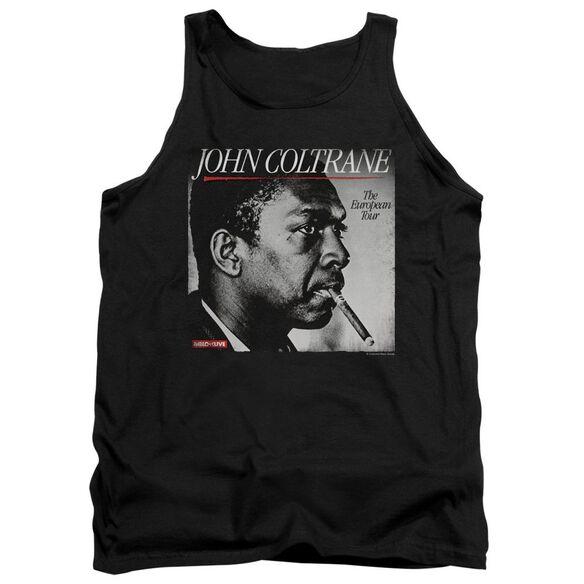 John Coltrane Smoke Break Adult Tank