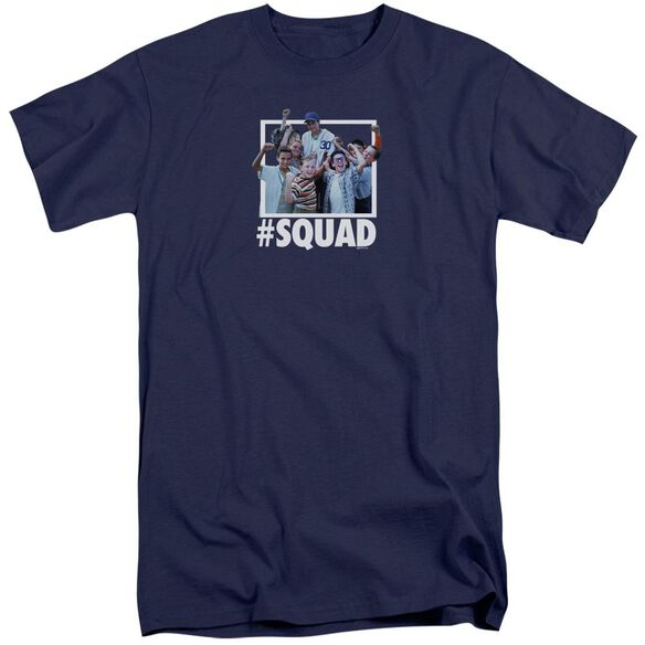 Sandlot Squad Short Sleeve Adult Tall T-Shirt
