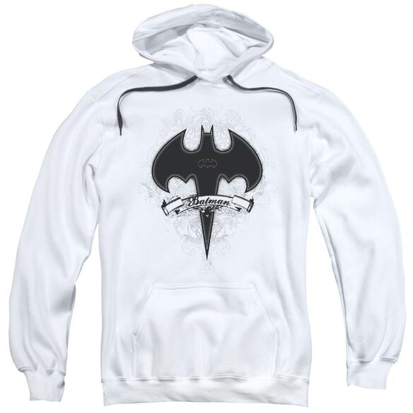 Batman Gothic Gotham Adult Pull Over Hoodie