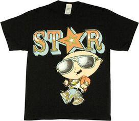 Family Guy Stewie Star T-Shirt