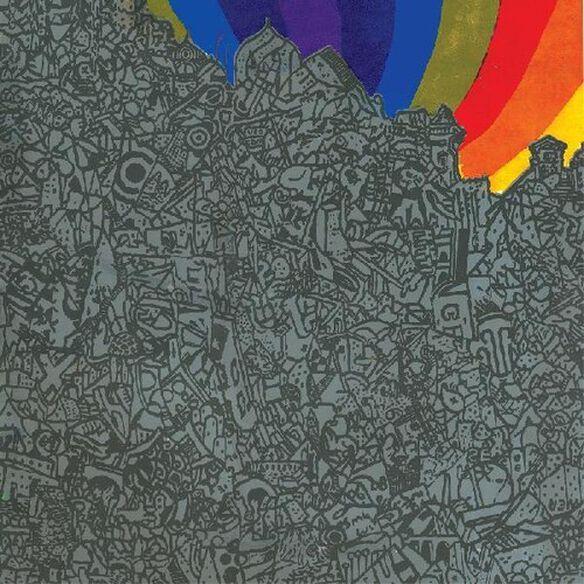 Lightning Bolt - Wonderful Rainbow