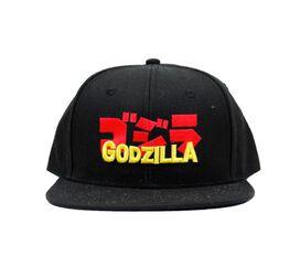Godzilla Kanji Snapback Hat