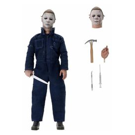 NECA Halloween 2 Michael Myers Clothed Figure