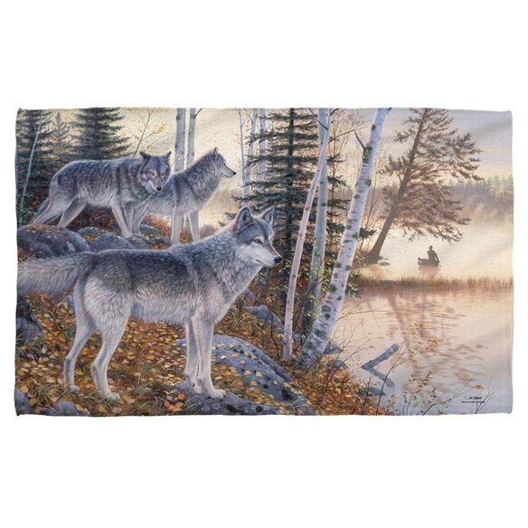 Wild Wings Silent Travelers 2 Bath Towel