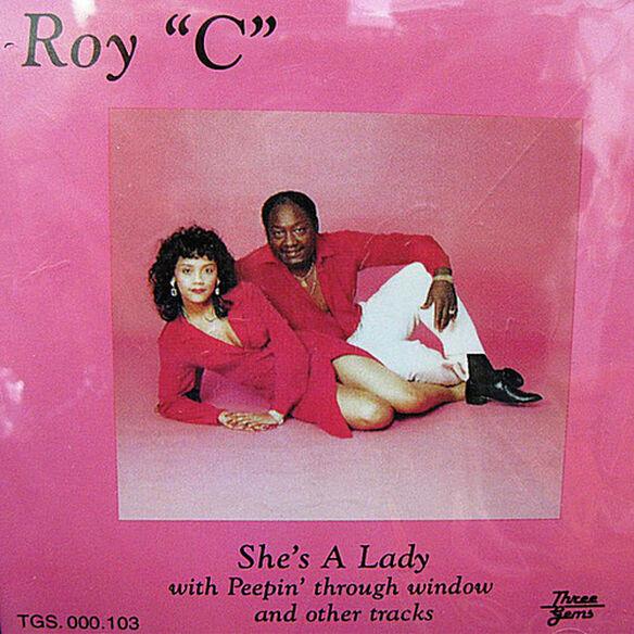 Roy C. - She's a Lady